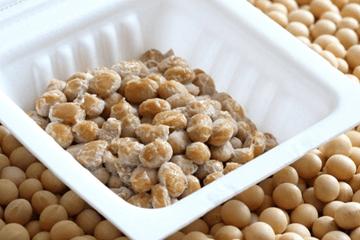 アトピー 納豆